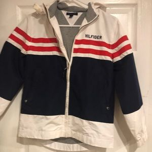 Boy M (8-10) windbreaker like new